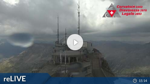 Webcam Corvatsch