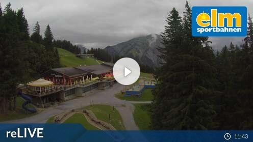 Skigebiet Elm, Bergrestaurant Ämpächli anzeigen