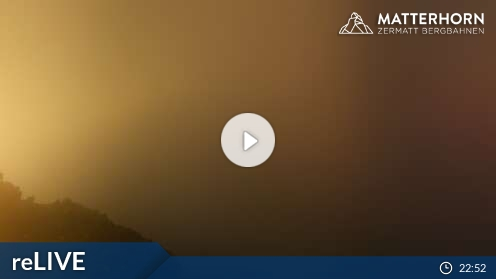 Webcam Matterhorn Glacier Paradise