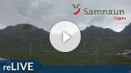Webcam Samnaun Alp Trida