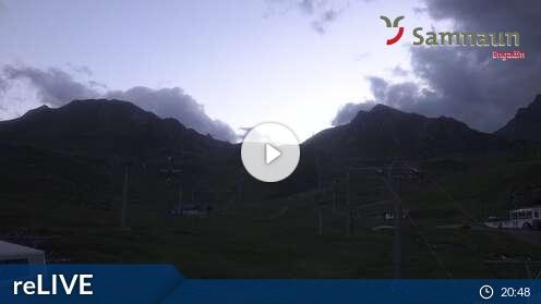 Samnaun / Silvretta Arena - Alp Trida
