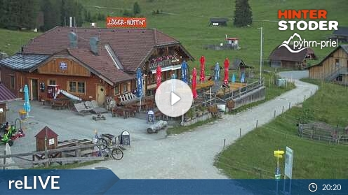 Webcam Hössbahn Bergstation - Huttererböden