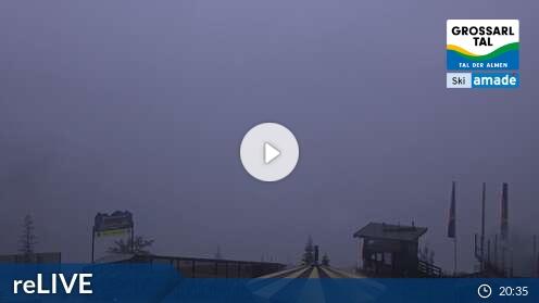 Webcam Großarl - Kreuzkogel - 1.850 m
