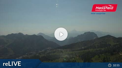 Live Webcam Kötschach-Mauthen  Österreich