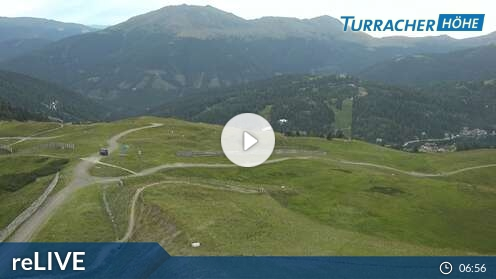 Webcam Bergbahnen Turracher Höhe