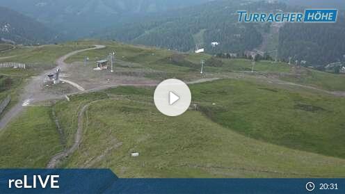 Live Webcam Turracher Höhe Steiermark Austria