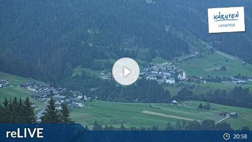 Webcam Plassegge Liesing im Lesachtal