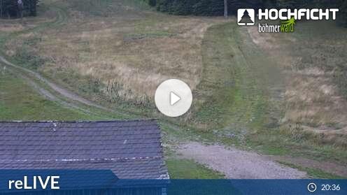 Livecam für Hochficht - Böhmerwald
