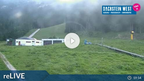 Webcam Gosau Zwieselalm Talstation