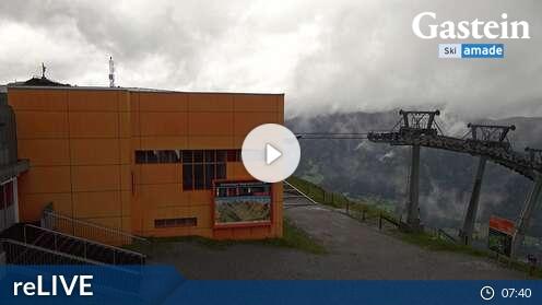 Webcam Bad Gastein - Graukogel Bergstation 2005 m