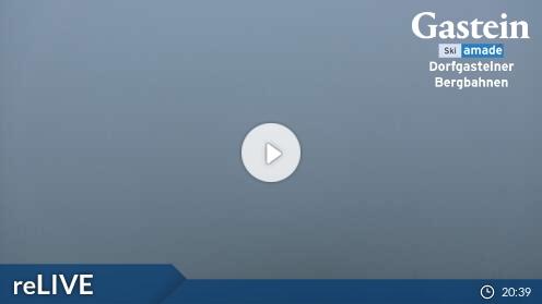 Webcam Dorfgastein (Fulseck 2033 m)