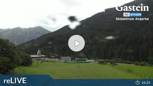 Webcam Bad Hofgastein - Skizentrum Angertal - 1.192 m