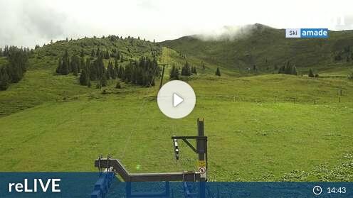 Webkamera Bad Gastein/Bad Hofgastein – Schlossalm/Angertal/Stubnerkogel