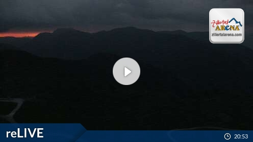 Livecam für Königsleiten/Wald - Zillertal Arena