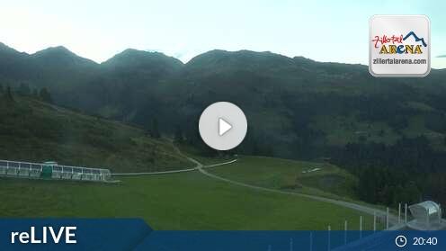 Webcam Isskogel - Zillertal Arena