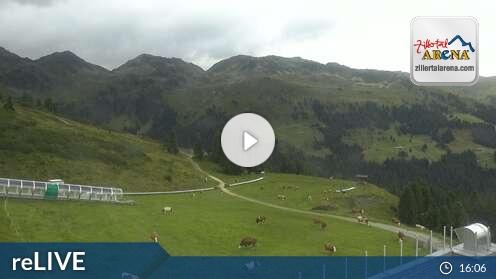 Livecam für Gerlos - Zillertal Arena
