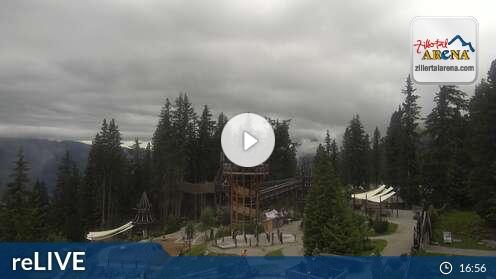 Live Webcam Königsleiten Zillertal Österreich