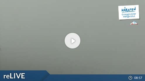 Livebild Panorama-Webcam Heiligenblut (Grossglockner)
