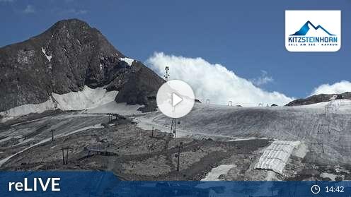 Webcam Kitzsteinhorn Sonnenkar - 2.605 m