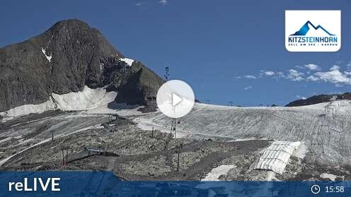 Livecam für Kitzsteinhorn - Kaprun