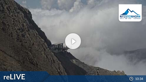 Webcam Gipfel Kitzsteinhorn