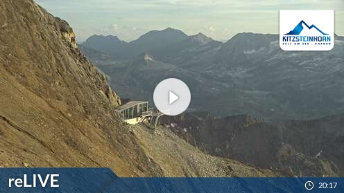 Webcam Kitzsteinhorn Gipfel - 3.029 m