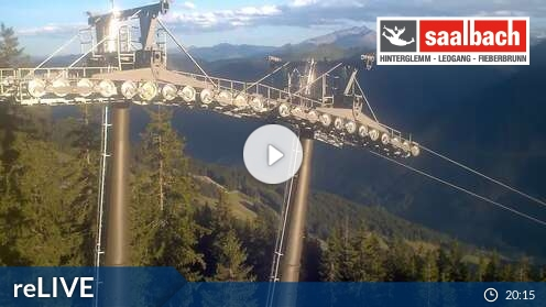 Live Webcam Saalbach-Hinterglemm Salzburg Austria