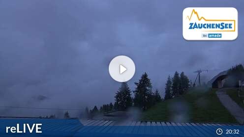 Webcam Zauchensee - Gamskogelhütte - 1.900 m