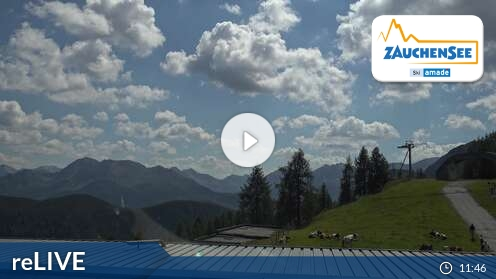 Webcam Altenmarkt-Zauchensee