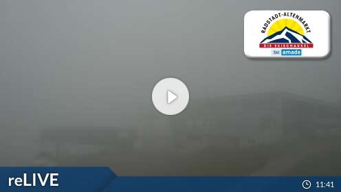 Webcam Radstadt (Kemahdhöhe) - Live cam