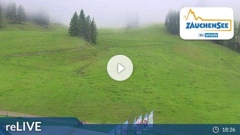 Webcam Zauchensee - Weltcuparena - 1.375 m