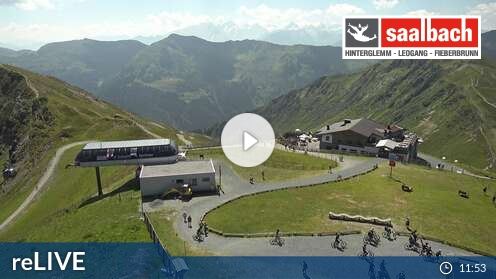 Webcam Saalbach (Schattberg West 2100 m)