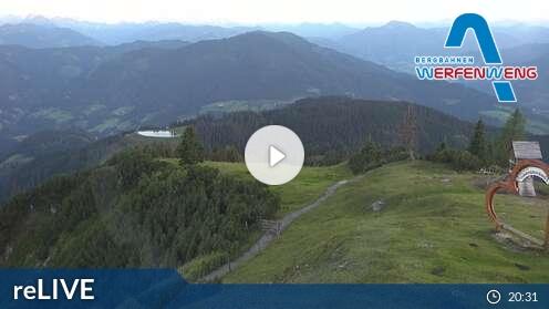 WetterCam für Werfenweng - Ski-Board-Wander- Arena