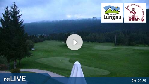 Webcam: Golfclub Lungau