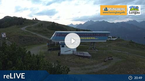 Webcam: Fanningberg - Bergstation