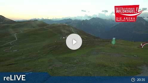 Livecam für Ski-Arena Wildkogel