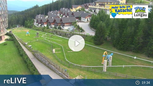 Webcam: Aineck - Zentrum