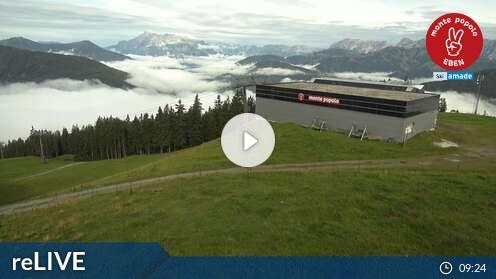 Live Webcam Eben im Pongau Pongau Austria
