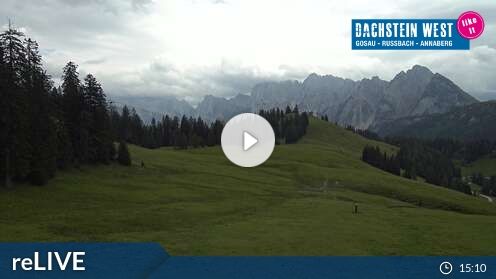 Webcam Dachstein West - Snowpark