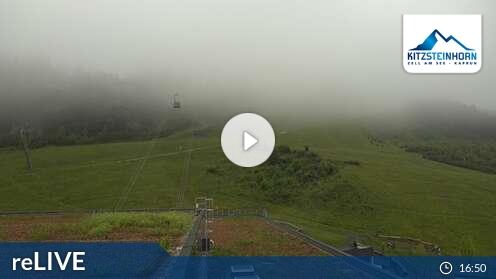 Webcam Kaprun - Bergstation Maiskogelbahn - 1.570 m
