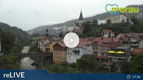 Webcam Murau Stadt
