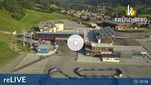 Webcam St. Georgen am Kreischberg - Talstation Kreischberg