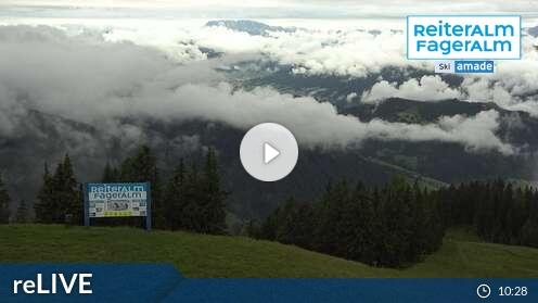 Livecam für Fageralm Bergbahnen