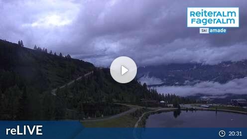 Webkamera 4-Berge-Skischaukel (Kaibling, Planai, Hochwurzen, Reiteralm)