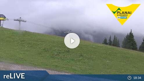 Webcam Planai Bergstation I