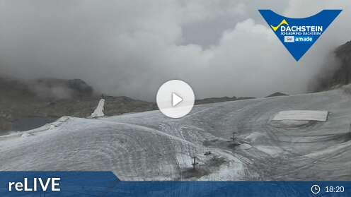 Webcam Bergstation Dachstein Hunerkogel