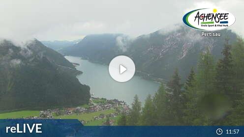 Live Webcam Steinberg am Rofan Tirol Österreich