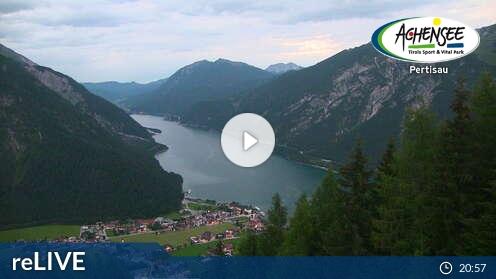 Panorama-Webcam Pertisau am Achensee