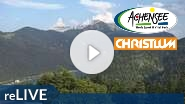 Achensee Webcam Achenkirch/Christlum