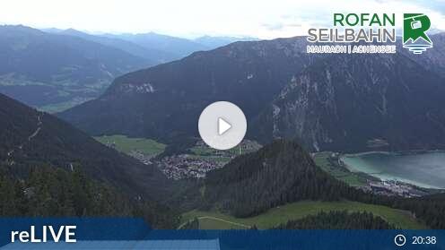 Live Webcam Maurach am Achensee Tirol Austria